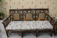 Антикварная мебель sofa sets, club rattan sofa, three cane household sofa