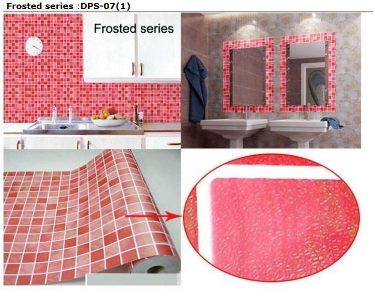 O envio gratuito de mosaico pvc arte adesivos de parede de for Mosaico adesivo 3d