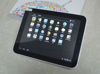 9.7inch android tablet pc Quad core 1.2G CPU HDMI Unique in the world send gifts Free shipping