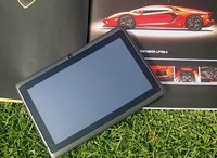 7 inch tablet pc Q88 Allwinner A13 1.2GHz capacitive multi touch android 4.1 512MB 4GB Dual camera
