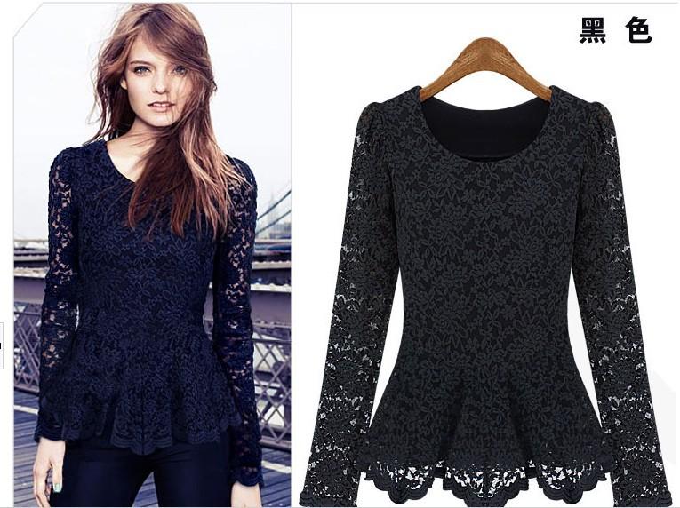 Кружевные блузки 2016 года: модели и фасоны из кружева Блузки из кружев