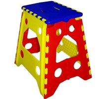 Детский пуфик folding plastic stool