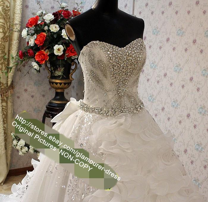 Венчальные платья в салоне Хельга
