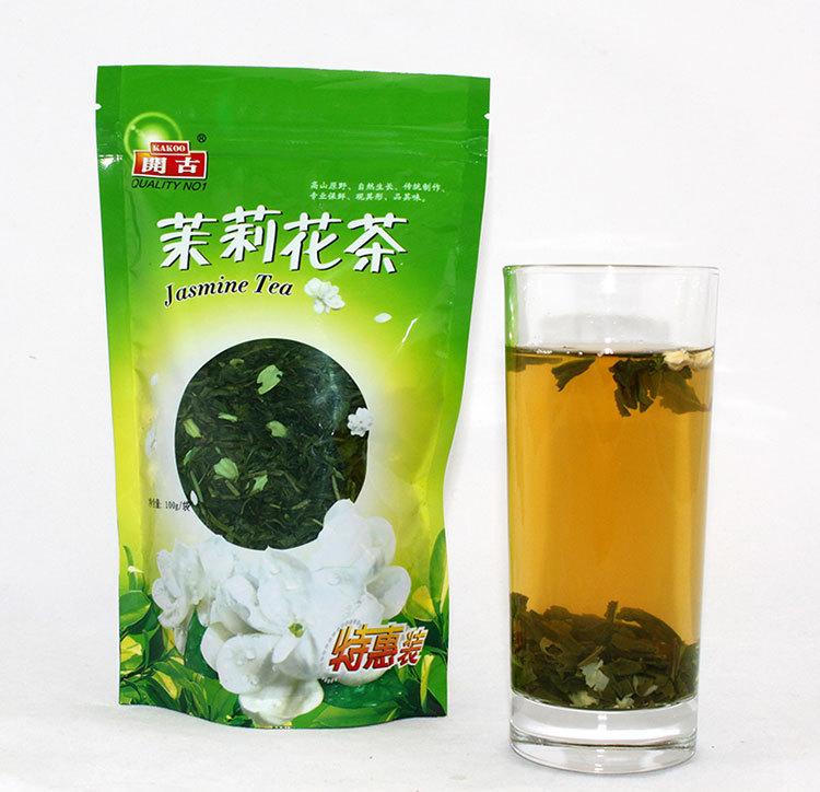 Красный чай с жасмином, китай