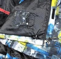 Пиджаки известных Бертон мужчины сноуборд лыж Пестрый жакет лучший зимний теплый водонепроницаемый снег Сноубординг бренд