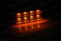 Передние поворотники 5 SET X Amber Smoke Chrome Car Side Marker Turn Signal Light with M Logo for 98-01 E46 2D 4D 5D 3 Series #LM148
