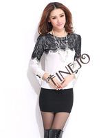 Женские блузки и Рубашки Brand new 4 /o 18776 B002 18776#