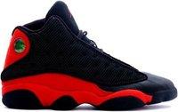 Retro Black Varsity Red Black mens shoes