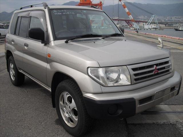 1999 Mitsubishi Pajero iO. GF-H76W FOB US$2390