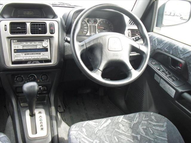 Mitsubishi Pajero Io 2006. 1999 Mitsubishi Pajero iO
