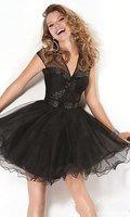 Коктейльное платье V