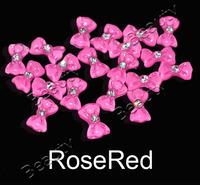 Стразы для ногтей Acrylic Slices Rhinestones Bow Tie Bowtie Butterfly Nial Art Tips Decoration 5045