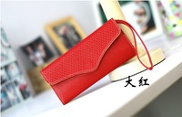 Кошелек Fashion Leather Purse Women's Clutch Card Holder Multicolor PU Wallet