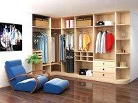 Шкаф для одежды MQ L HLF-MQ010