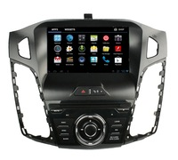 Автомобильный DVD плеер Android car dvd for Ford Focus 2012 /C Max 2011 with GPS 3G, WIFI, Bluetooth, Ipod, Radio, TV