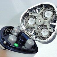 Электробритва KEMEI Men's Washable 3 Heads Shaver, Rechargeable Electric Razor