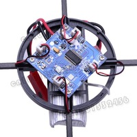 4CH 2.4Ghz  V929 Beetle XCopter 4-axis UFO 3D Tumbling LCD Display  modle2 3 color can choose