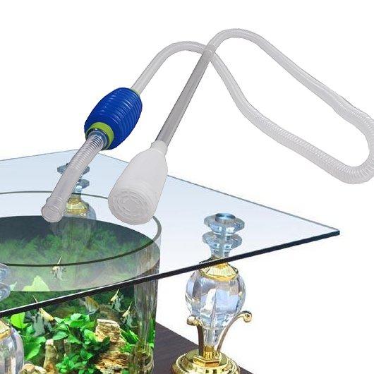 Вакуумный насос для аквариума своими руками