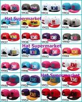 Мужская бейсболка Cheap Men hat, Pink dolphin, Dope, YMCMB Snapback hats, unkut, Trukfit Snapback cap, Cartoon, Supreme, Cayler& Sons caps 20pcs/lot