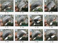 Мужской браслет 10pcs < 5Pair >man bracelets Antique men Tibet Silver Totem Elephant jewelry Tibet Silver Totem Bangle Cuff Bracelet