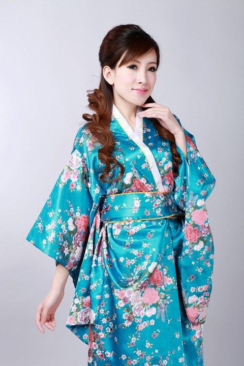 Японское Платье Кимоно 60