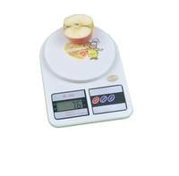Принадлежности для ванной комнаты Brand new 5000g/1g 5kg Food Diet Postal Kitchen Digital Scale scales balance weight weighting LED 50pcs dhl by
