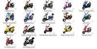 Двигатели и Запчасти для мотоциклов Valve Spring Retainer Scooter Parts @64380