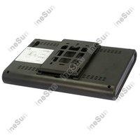 3 in1 Video Door bell Door phone Intercom System 3pcs 7Color Monitor IR Camera(NVDP123)