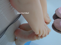 Fake western girl women Pussy footfetish Feet foot fetish worship foot toys sculpture 3600