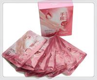Косметическая маска для лица 5pair=10pcs fashion new moisturizing gloves hand skin care mask whitening products