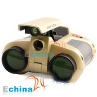 Прибор ночного видения 1Pcs New 4 X 30mm Surveillance Scope Night Vision Binoculars ECpower