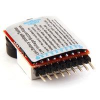Запчасти и Аксессуары для радиоуправляемых игрушек 1-8S 2IN1 Lipo/Li-ion/Fe Battery indicater Low Voltage Tester Buzzer Alarm
