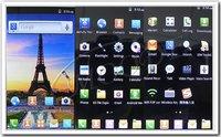 Мобильный телефон 4.0 inch Capacitive touch Screen MTK6513 Dual Sim Android 2.3 wifi Cell I9070 Mobile Phone