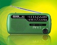 Радио B02 #DEGEN DE13 MW SW