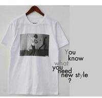 Мужская футболка Styish Drop D08