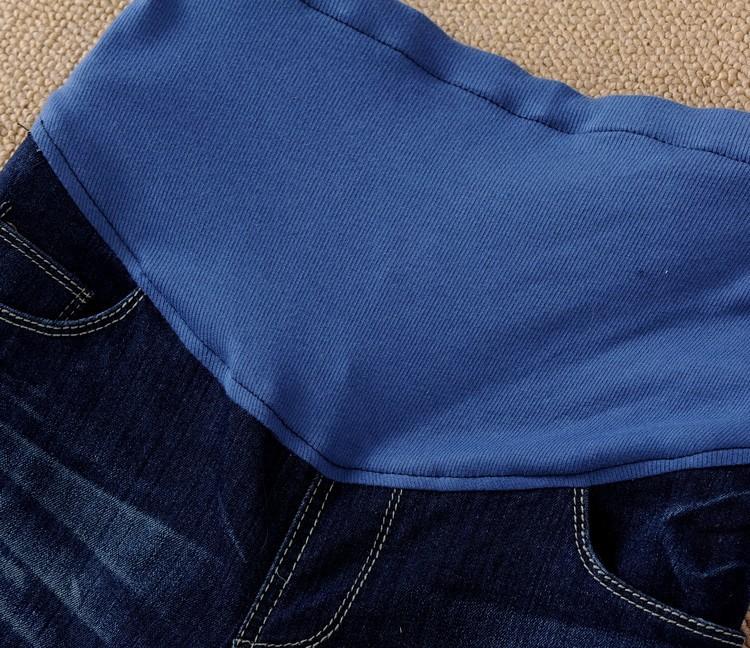 Как из обычных джинсов сделать беременные