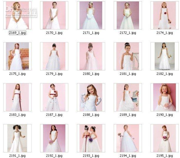 Wedding Dress Styles Chart