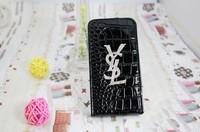 Чехол для для мобильных телефонов Rhinestones Bling Crystal Flip Leather Case Cover For iphone 4 4G 4S Screen Protector