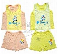 Комплект одежды для девочек Bamboo Fiber Baby Suit/Skin Care/Super Soft