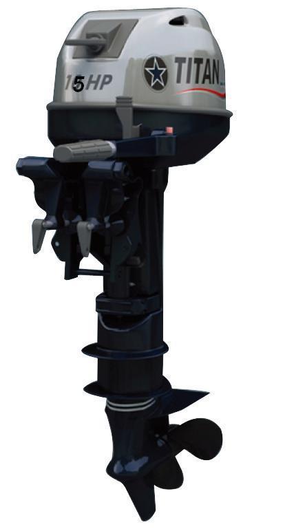 лодочный мотор titan tw2amhs