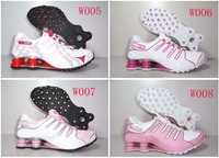 2011 New Arrival nz Air cushion Athletic Sneaker Sports women Women's running shoes #17