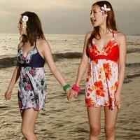 Женская туника для пляжа Bikini