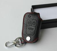 Брелок для ключей leather auto / car Key case for remote control, Fit for Chevrolet Cruze AVEO Malibu