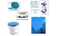 привело проектор океан Дарен волны проектор Проекция ночник с спикер новизна подарок