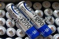 Аккумулятор 12 1.2v AA 2500mAh 12 AAA 1000mAh Rechargeable Recharge Ni-MH NiMH Battery
