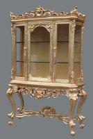 Гостинный шкаф italian french antique furniture - home furniture