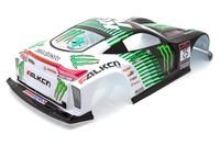 Запчасти и Аксессуары для радиоуправляемых игрушек 1/10 RC car parts painted body shell 1/10 for 1:10 R/C car 190mm NO:049