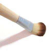 Кисти для макияжа New Bamboo Ecotools Soft Makeup Cosmetic Foundation Powder Blush Brush Beauty[000161