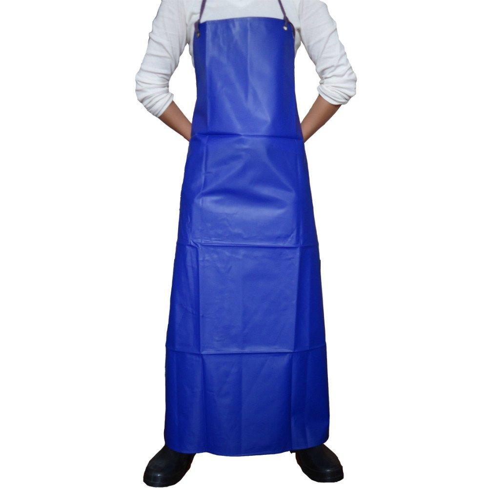 Kitchen Apron waterproof apron apron apron PVC custom home ...