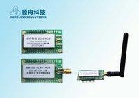 Фиксированный беспроводной терминал Shuncom ZigBee, 2.4g zigbee + PCB SZ05-ADV-RS232